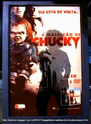 CURSE OF CHUCKY PRANK VERY FUNNY ON A BUS STOP - Best Ever