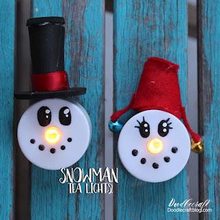http://www.doodlecraftblog.com/2016/12/snowman-tea-lights.html