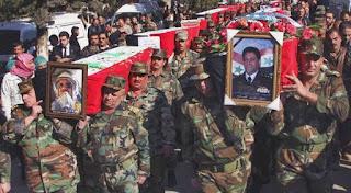 Allahu Akbar! Setidaknya 100 Pasukan Syiah Assad Tewas dalam Pertempuran Dara'a