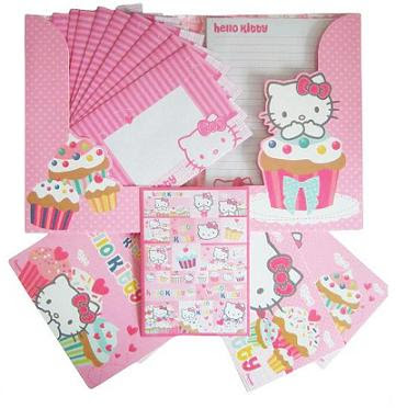 91e1d8457 Hello Kitty stationery- great for party presents | JuicyTots