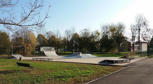 Vista Skatepark (2019)