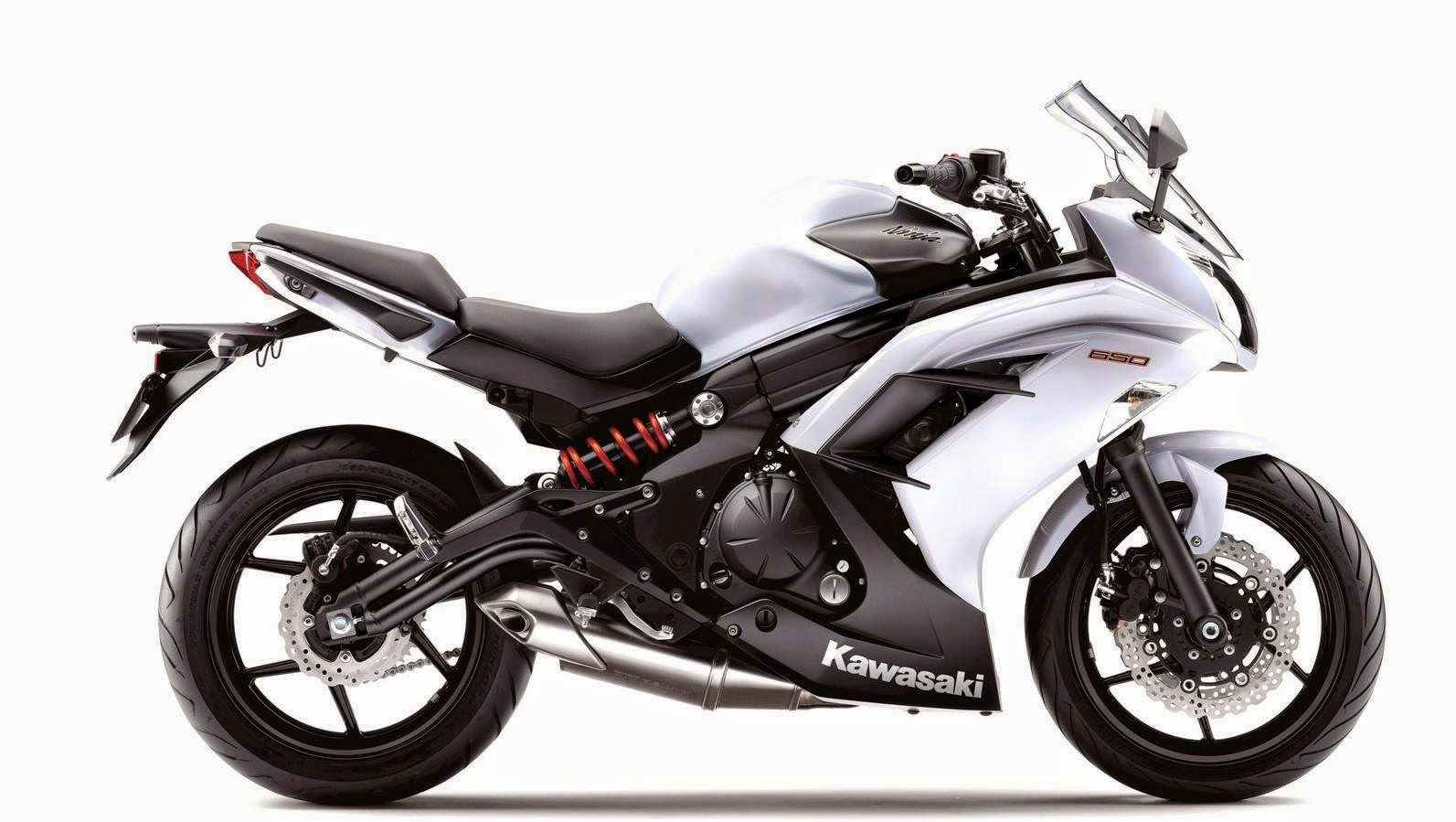 Foto Gambar Motor Kawasaki Ninja Terbaru  Foto Gambar Terbaru