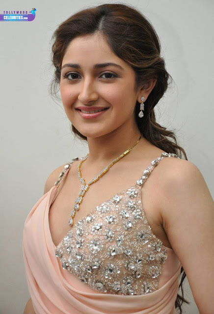 Tollywood Celebrities Sayesha Saigal Profile