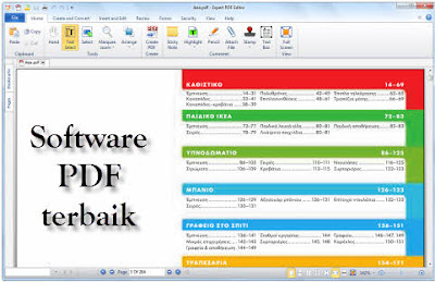 download software PDF terbaik gratis Free PDF Reader
