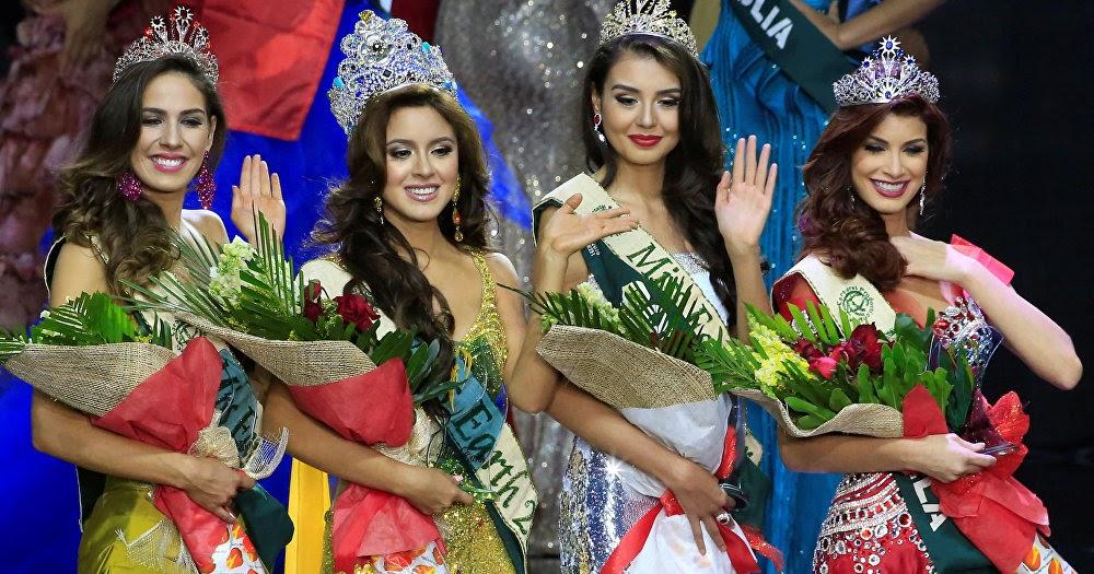 Katherine Espín of Ecuador crowned as Miss Earth 2016