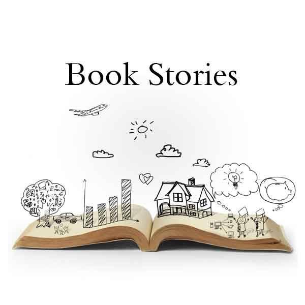 رصف البانجو تقليد كتب قصص