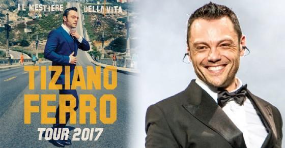 Tiziano Ferro se presentara en el estadio olímpico de Turin el 21 de junio del 2016