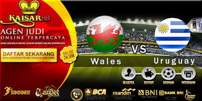 Prediksi Bola Jitu Wales vs Uruguay 26 Maret 2018