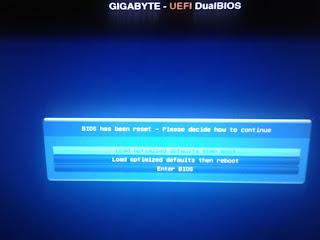 Instal Windows 7 Komputer Tidak Mau Booting
