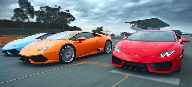3台のランボルギーニ・ウラカンが公道やサーキットを疾走する公式ビデオがカッコいい!