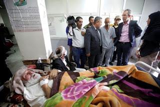 Azab Allah Berlahan Turun; Sanaa Dilanda Wabah Kolera, Syiah Hutsi dalam Keadaan Darurat