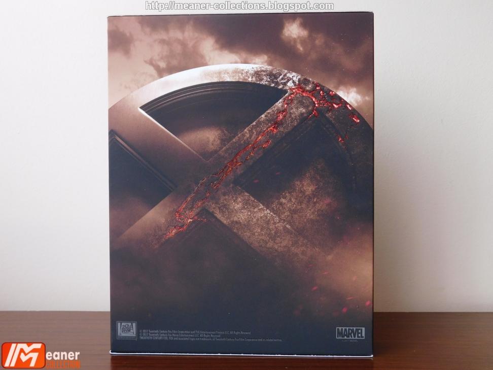 Logan - FilmArena Exclusive [Blu-ray Steelbook - Full Slip