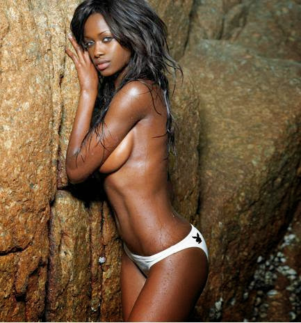 Your Sexy african fashion models