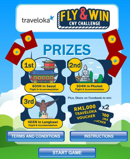 family gateaway, family holiday, cuti-cuti, contest percutian,traveloka