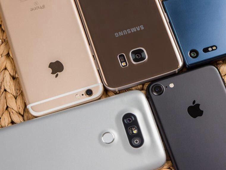 Smartphone Apple iPhone, Samsung, Xiaomi, dan Google Pixel
