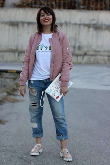 camiseta-cactus-bomber-pink