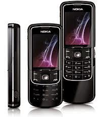 spesifikasi Nokia 8600 luna
