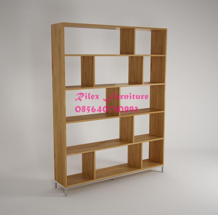 Model Desain Interior Lemari Buku Blog Images