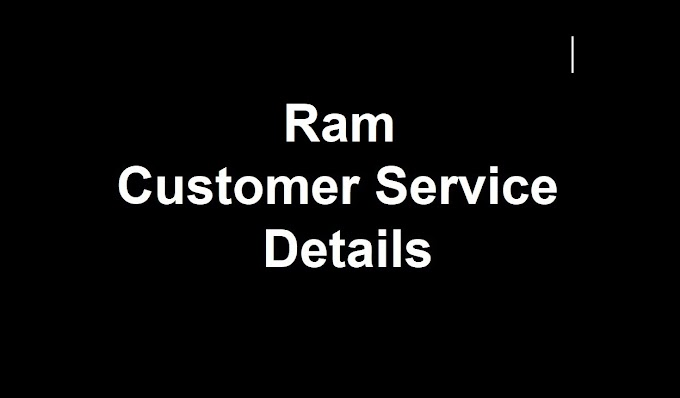 Ram Customer Service