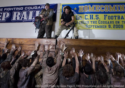 The Walking Dead 2x04: Cherokee Rose (questa sera)