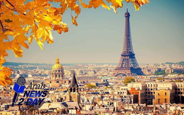 درجة الحرارة فى باريس ArabNews2Day