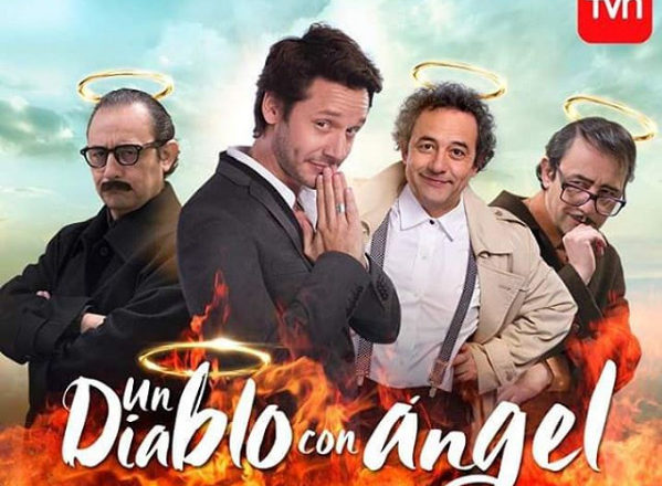 UN DIABLO CON ANGEL