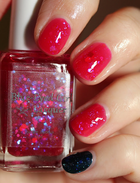 Blue-Eyed Girl Lacquer BEGL Siren's Holiday Soiree