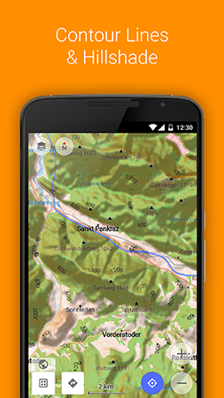 Maps & GPS Navigation OsmAnd+ 3.1.5 Apk + Data for Android by zain · August 12, 2018.