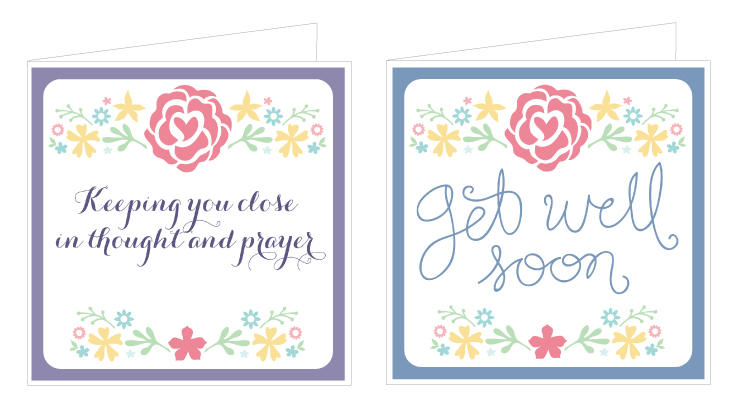 It is a picture of Get Well Soon Printable with regard to encouragement