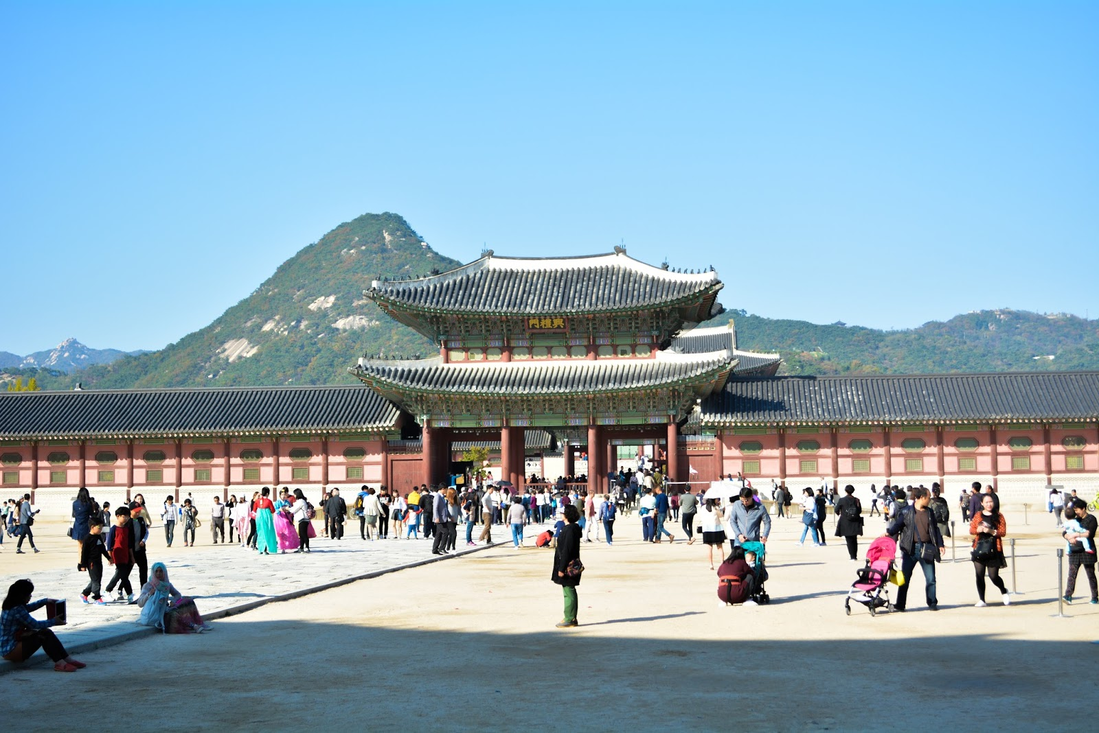 south korea, seoul, traveling, wanderlust, dangerously me, photography, gyeongbokgung palace