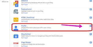 Popular blog widget for blogger