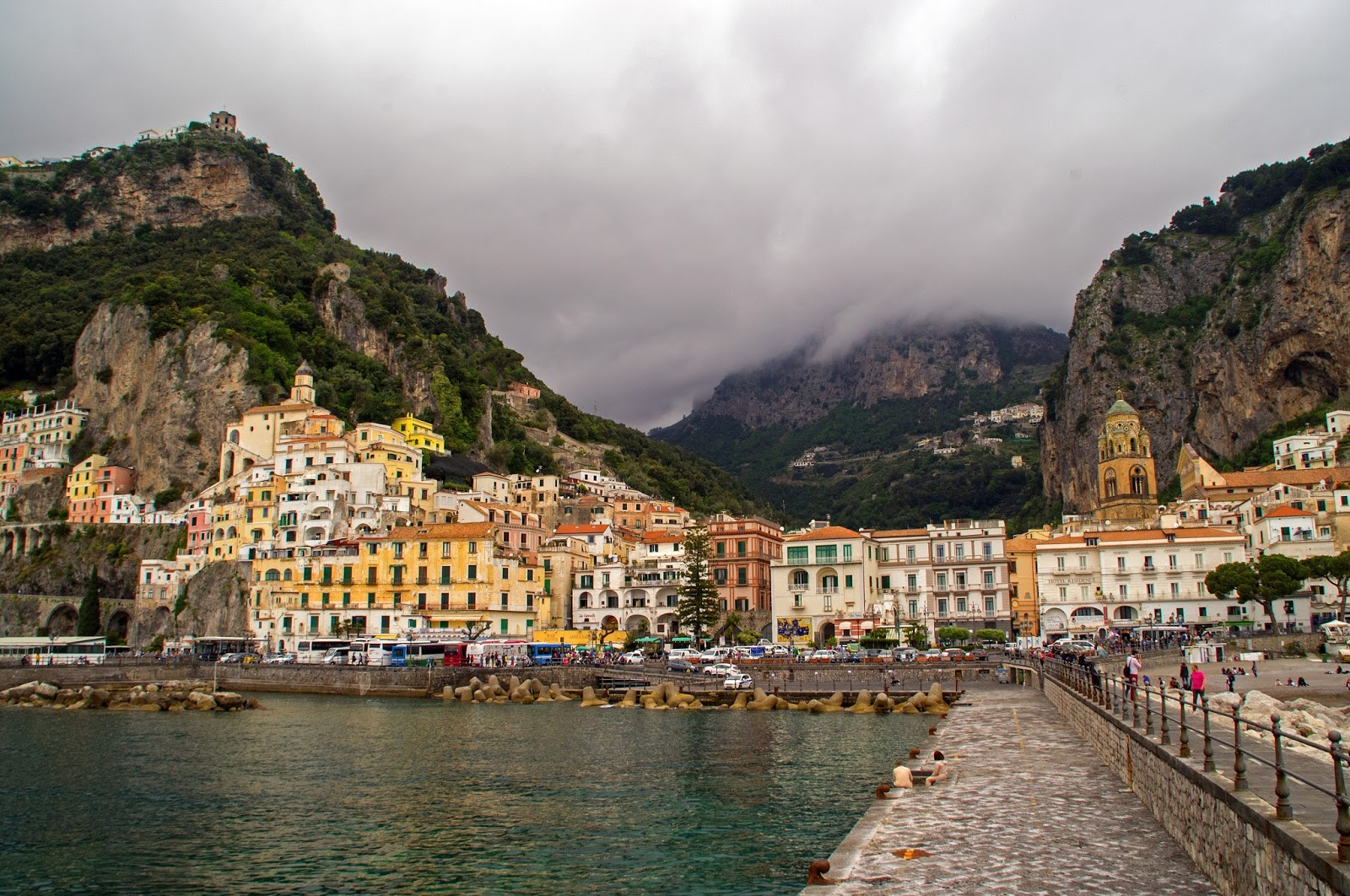 Our Amalfi Coast Photo Diary