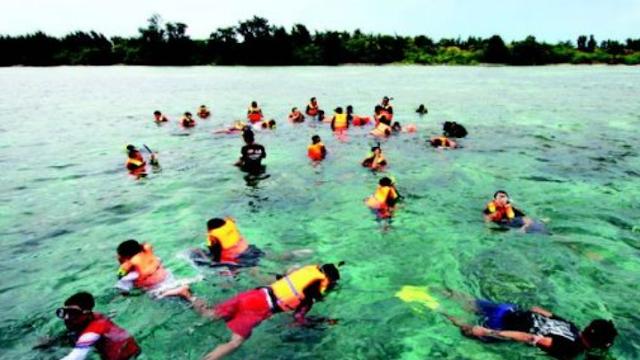 Mengembangkan Wisata Bahari Pulau Bidadari (Kepulauan Seribu)