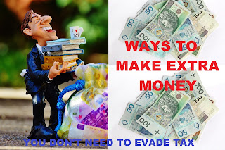 ways to make extra money