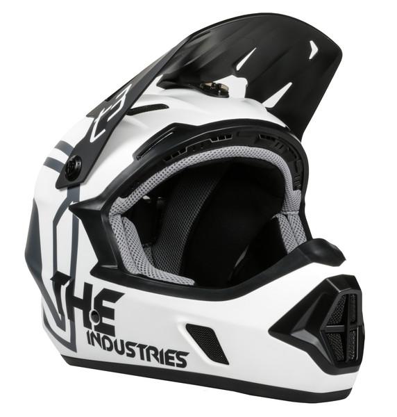 Helmet One White Industries