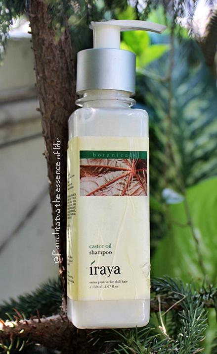 ea0cbbe0315 Looking for decent herbal shampoo... Iraya Castor Oil Shampoo may ...
