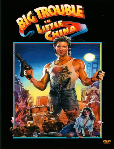 Ver Rescate en el Barrio Chino (1986) Online