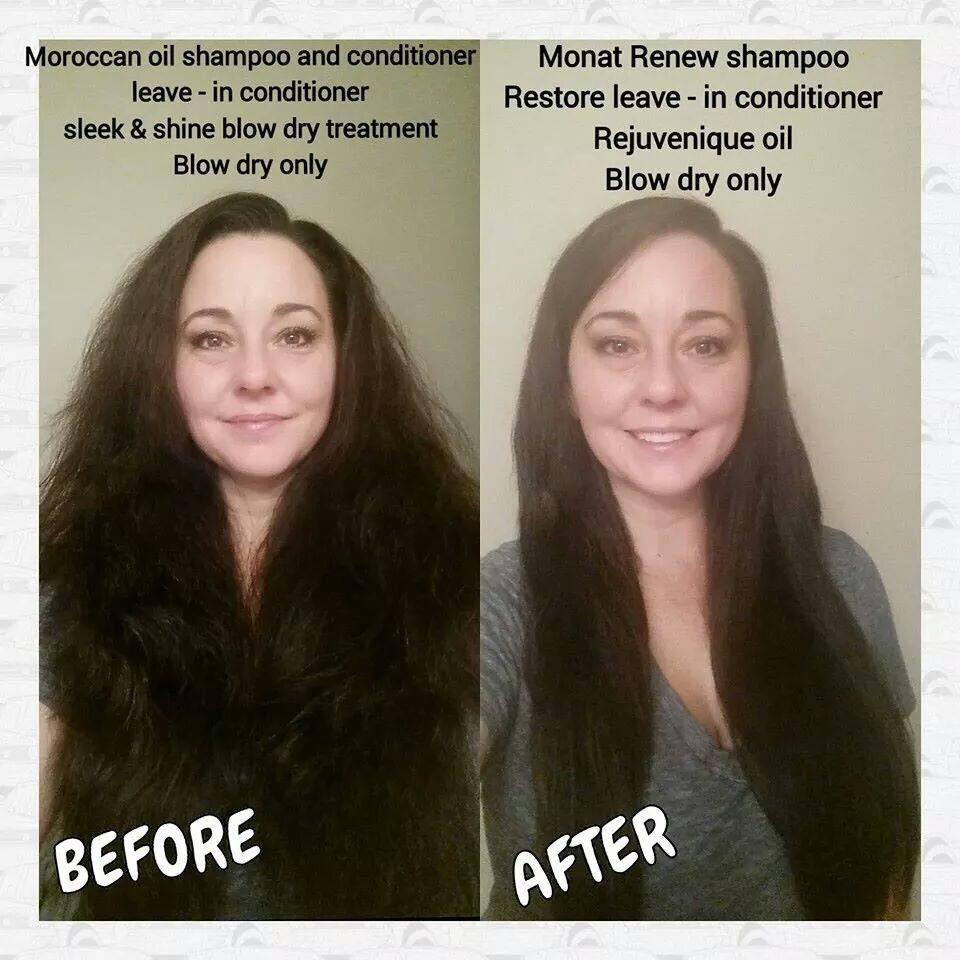 Monat Global Revolutionary Hair Care Products Amazing