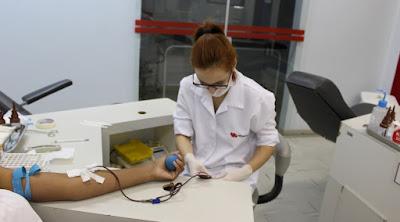 Hemocentro de Bebedouro conscientiza população através de doação