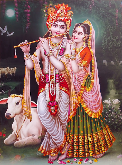 Radha Krishna Wallpaper for mobile