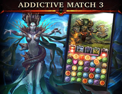 Legendary Game of Heroes MOD v1.7.9 High Damage Unlimited Apk Android Terbaru Gratis