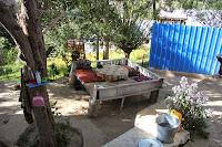 Tajikistan, Pamir, Pish village, Savsangul homme, topchan, © L. Gigout, 2012