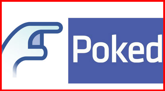 Meaning of poked on facebook