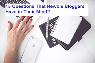 15 Questions That Newbie Bloggers Have in Their Mind?