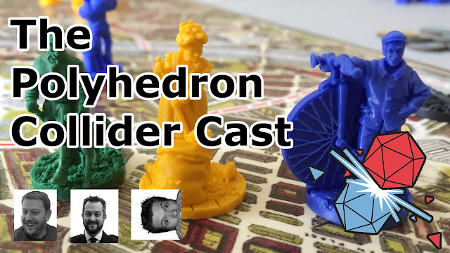 The Polyhedron Collider Cast Episode 47 - Micro Brew, Nanty Narking and Simulation Theory