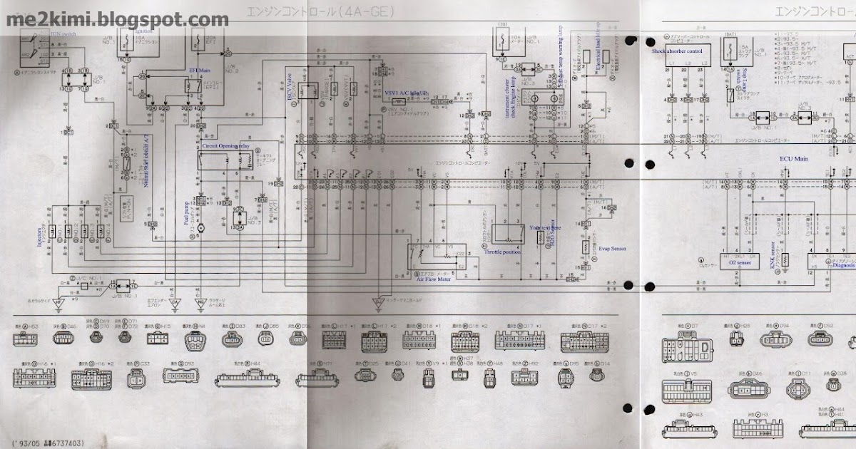 4age blacktop wiring diagram for led downlights me2kimi.blogspot.com: silvertop and conversion to map