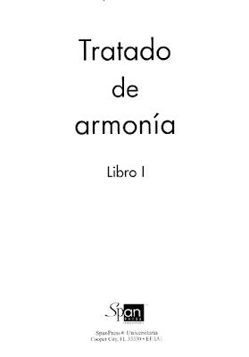 Libro de armonía musical