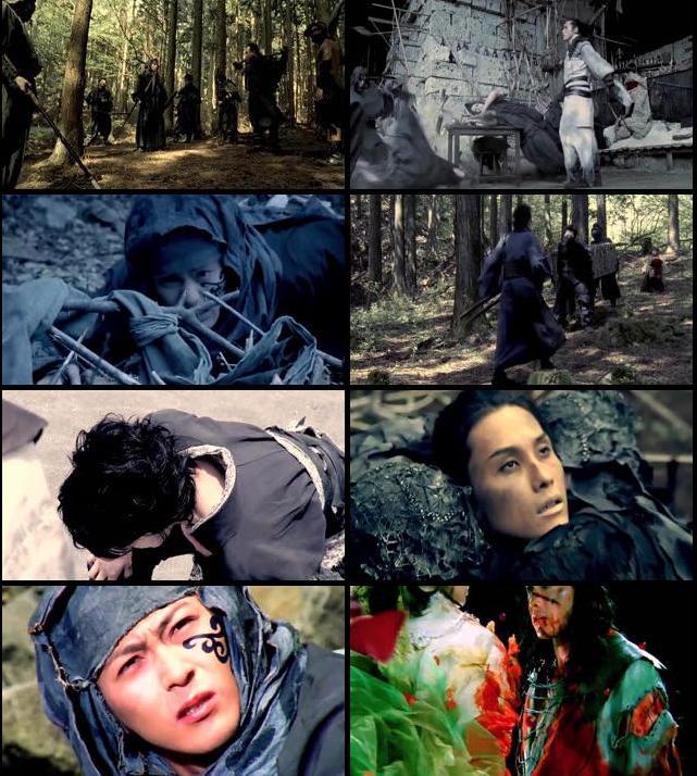 Death Trance 2005 Dual Audio Hindi 720p BluRay