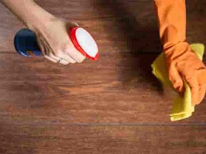 Maneras sencillas de quitar la mancha de madera