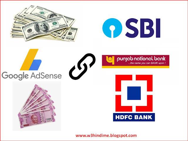 Google AdSense Account से बैंक अकाउंट कैसे लिंक करे